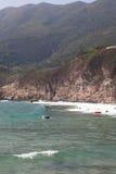 Пляж Tai длинний болезненный Стоковое Изображение