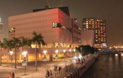 ГОНКОНГ - 17-ОЕ ЯНВАРЯ: Музей Гонконга на 17,2015 -го января Стоковая Фотография