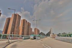 Гонконг расквартировывая Siu Hong жилого квартала Стоковая Фотография