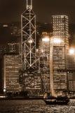 Гонконг. стоковая фотография rf