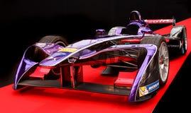 Гоночная машина концепции Формула-1 Стоковые Изображения