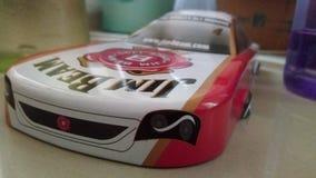 Гоночный автомобиль луча Джима стоковое фото rf
