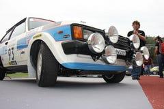 Гоночный автомобиль лотоса Talbot Стоковое фото RF