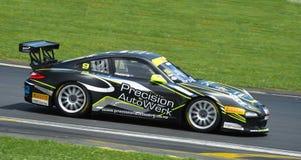 Гоночный автомобиль Порше GT3 Стоковая Фотография RF