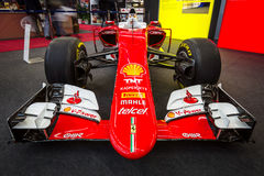 Гоночный автомобиль Феррари SF15-T Формула-1, 2015 Стоковые Изображения RF