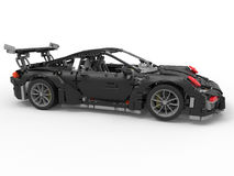 Гоночный автомобиль LEGO иллюстрация штока