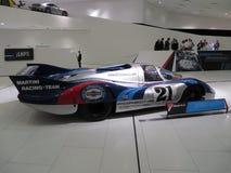 Гоночный автомобиль LH Порше 917 Стоковое Изображение RF