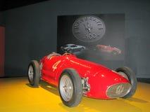 Гоночный автомобиль Maserati, показанный на Национальном музее автомобилей Стоковое Изображение RF