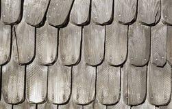 гонт крыши Стоковое фото RF