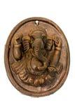 гончарня стародедовского ganesha индусская Стоковая Фотография