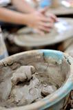 гончарня стоковое изображение