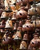 гончарня oriental колоколов Стоковое фото RF