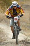 гонщик bike Стоковые Фото