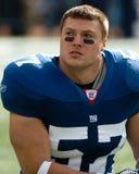 Гоньба Блэкберн, New York Giants Стоковая Фотография RF
