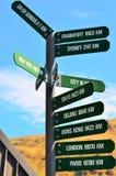 Гондола Крайстчёрча - Новая Зеландия Стоковая Фотография RF