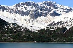гора Аляски Стоковая Фотография RF