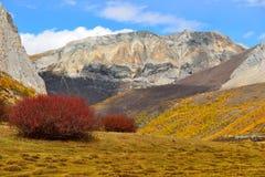 18 гора Аден Стоковое фото RF