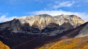 18 гора Аден Стоковая Фотография