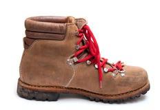гора ботинок коричневая Стоковые Фотографии RF
