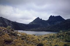 Гора вашгерда Стоковые Изображения
