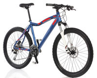 гора велосипеда стоковая фотография
