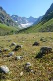 Гора в Кавказе Стоковое Изображение RF