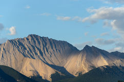Гора в Канаде Стоковые Фото
