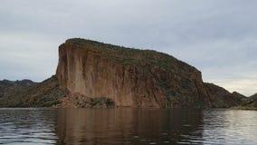 Гора в расстоянии Стоковое Изображение RF