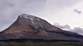 Гора границы, overcast Стоковые Изображения RF