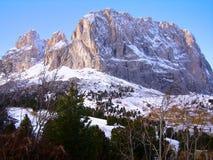 гора доломита Стоковые Изображения