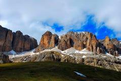 гора доломитов Стоковая Фотография RF