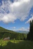гора дома Стоковое Изображение RF