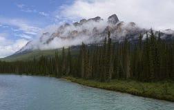 Гора замка стоковые фото