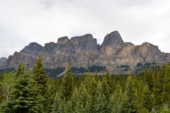 Гора замка Стоковое Фото