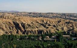 Гора западного Китая стоковые изображения rf