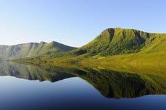 гора зеркала Стоковая Фотография RF