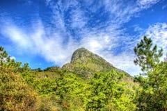 Гора известняка Стоковые Изображения