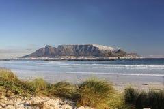 Гора Кейптаун таблицы стоковая фотография