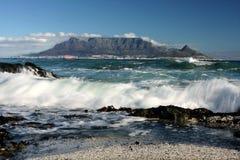 Гора Кейптаун таблицы стоковые фото