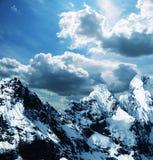 гора кордильер высокая Стоковая Фотография RF