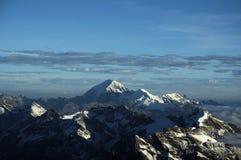 Гора кордильер Стоковое Изображение RF