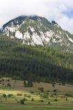 гора круглая Стоковое Фото