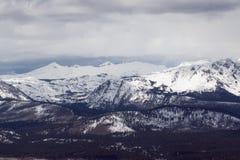 Гора Лаке Таюое Стоковое Изображение RF