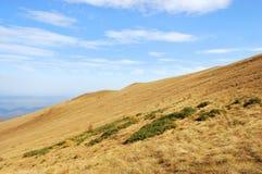 гора ландшафта осени Стоковое Фото