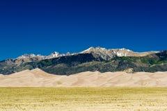 гора ландшафта пустыни Стоковая Фотография RF