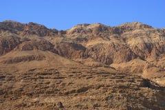 гора ландшафта пустыни Стоковые Фотографии RF