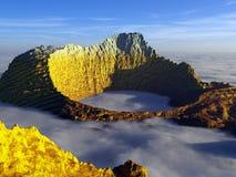 гора ландшафта страшная иллюстрация штока