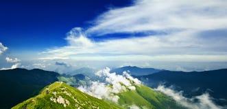гора ландшафта Стоковые Фото