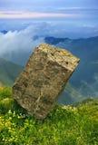 гора ландшафта стоковая фотография rf