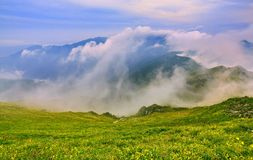 гора ландшафта стоковое изображение
